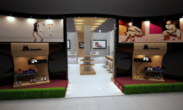 Showroom Projesi