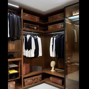 Giyinme Odaları İçin İdeal Çözümler