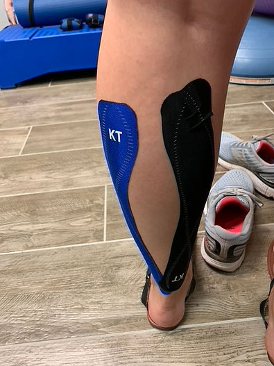 MVP Therapy - KT Taping Services