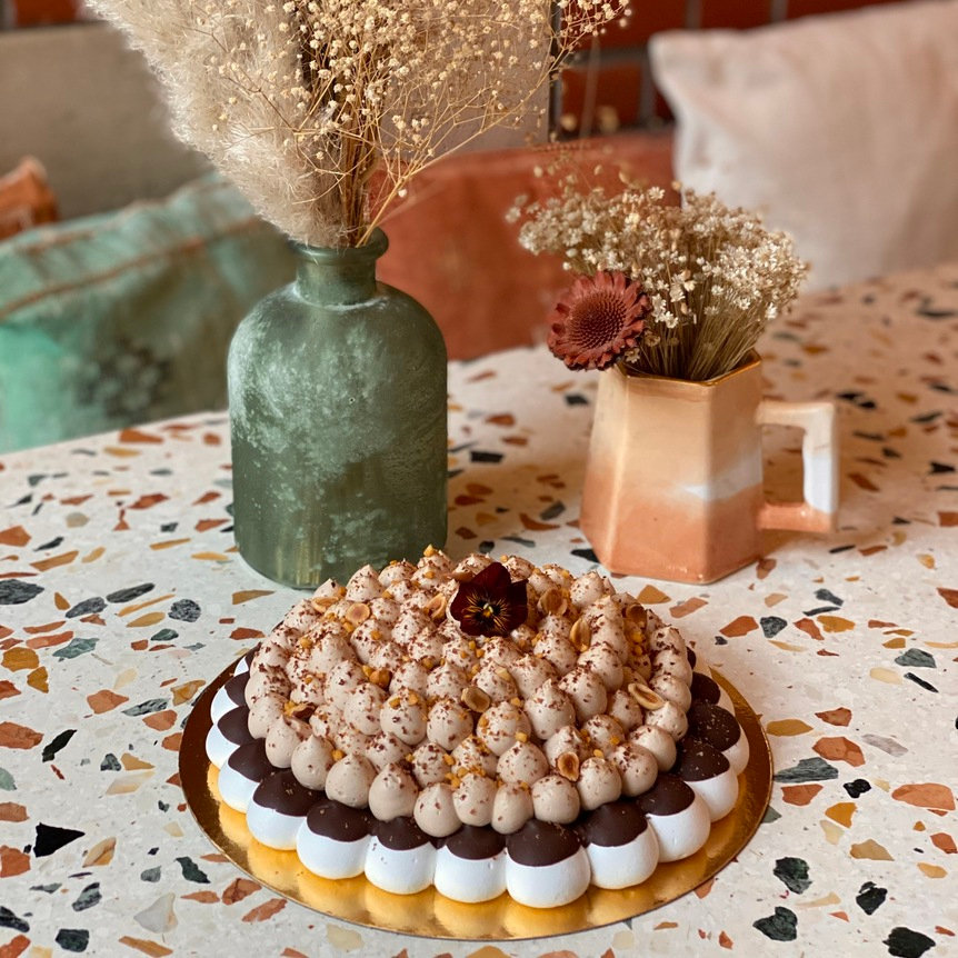 Pavlova Chocolat Tonka 6/8 pers