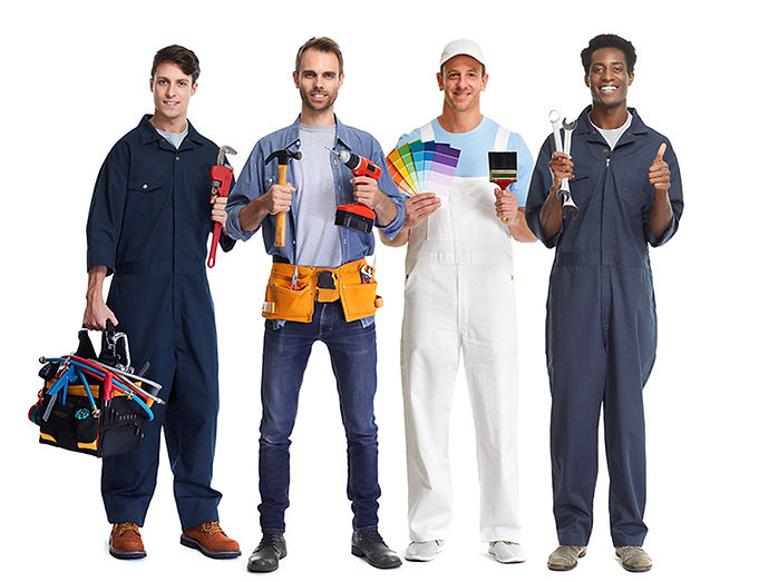 multiple contractors png