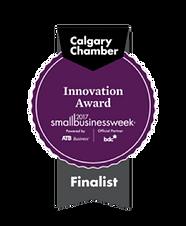 Innovation Award - Calgary Chamber Finalist
