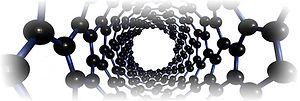 Carbon Nanofibers -  Carbonova Fiber - Tube