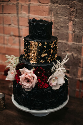 Amazing Dramatic Cake