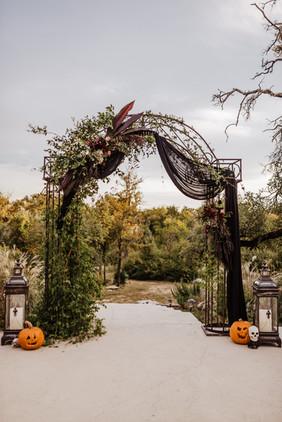 Full Ceremony Arch