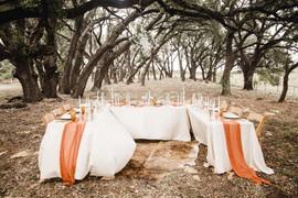 A Gorgeous Forest Tablescape