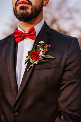 Perfect Boutonniere