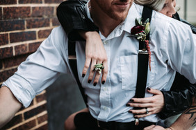 Highlighting our Wearable Flowers & Boutonniere