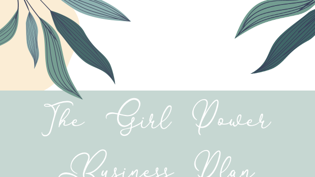 The Girl Power Business Plan template