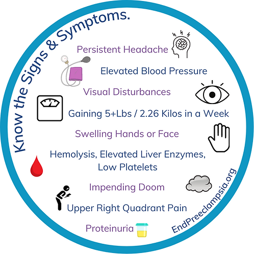 Signs & Symptoms Sticker