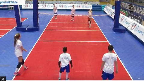 Miami Indoor Volleyball For Kids