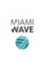 Miami Wave Volleyball Club Logo