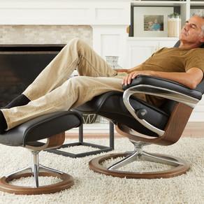 #iorestoacasa 4 Poltrona e divano? L'importanza del supporto adeguato