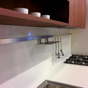 #iorestoacasa 3 Il piano lavoro della mia cucina