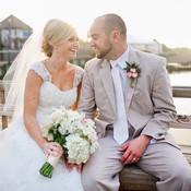 Kaitlyn & Charlie (A coastal wedding!)
