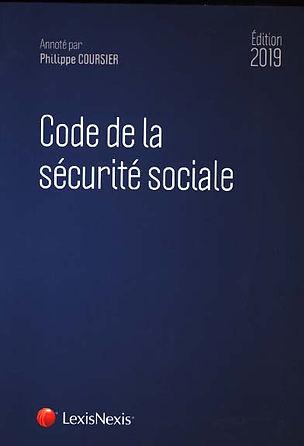 code-de-la-securite-sociale-edition-2019