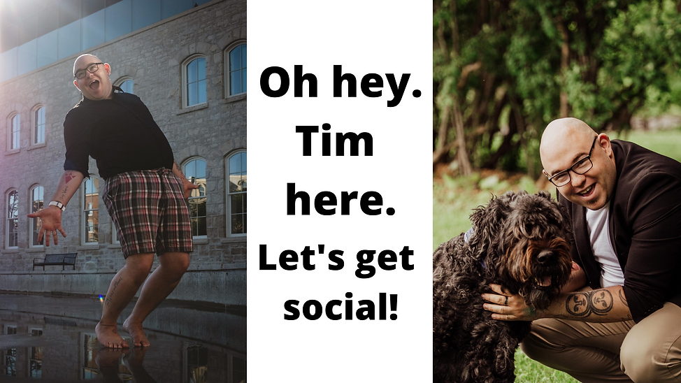 Tim Campbell Social Media Marketing Consultant