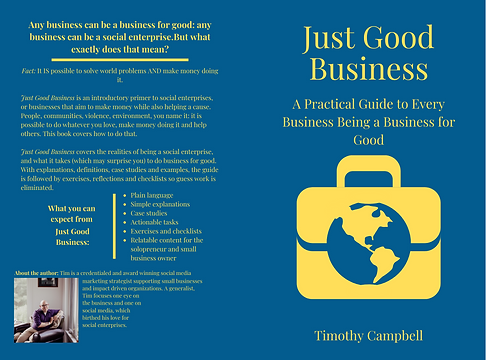 Social Enterprise Social Impact Book