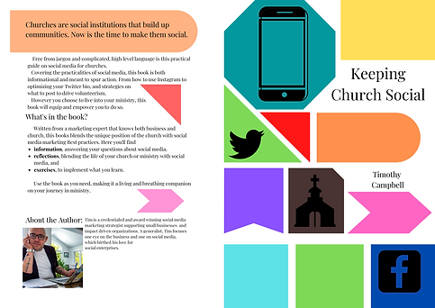 Church Social Media Marketing Book