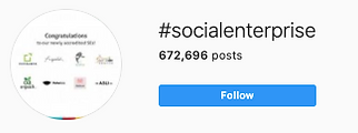 Sample Instagram Hashtag Search