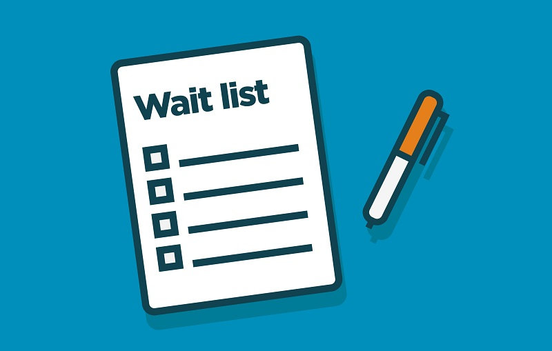 Waitlist (all pools/all times)