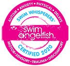 swim angelfish certified instructors