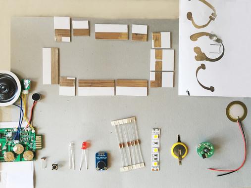 Electric components experiments