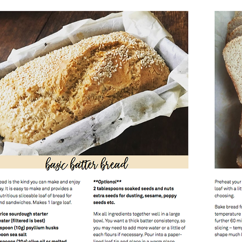 The Art of Gluten Free Baking eBook by Emily Clare Sims