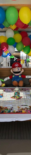 Anniversaire thème Mario