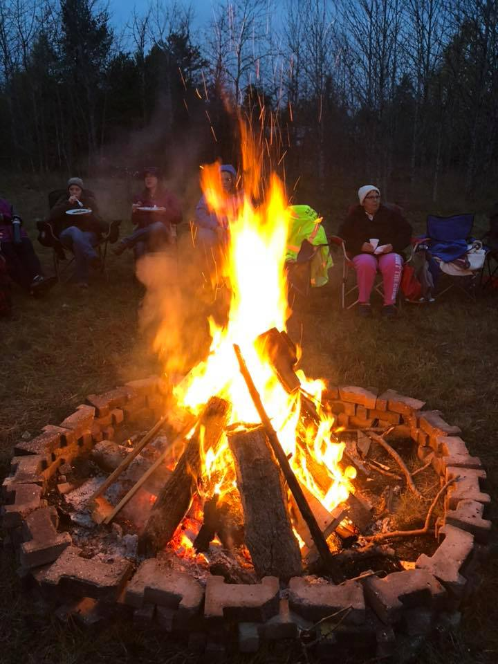 Woship Bonfire