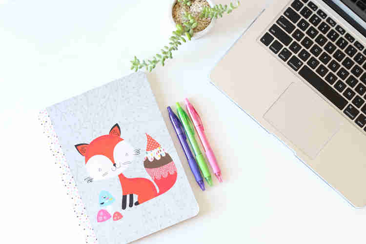 cute notebook to sell online