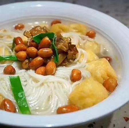 素煮淮山麺
