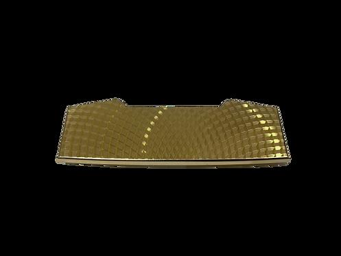 【公認モデル用】ゴールドフェースプレート(真鍮)
