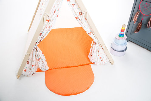 Teepee tent play mats for kids by Cuddlesome