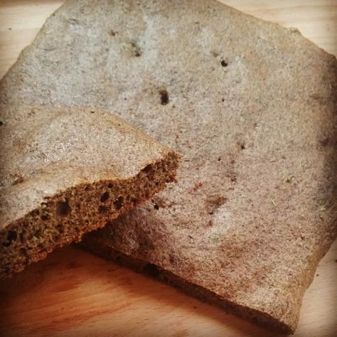 Recept Lijnzaadbrood