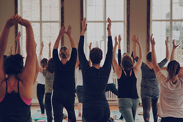 slow flow yoga in brighton