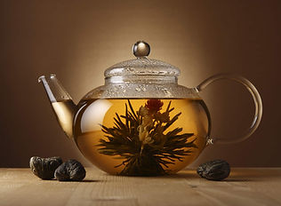 blend workshop tea