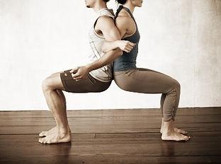 blend workshop partner yoga