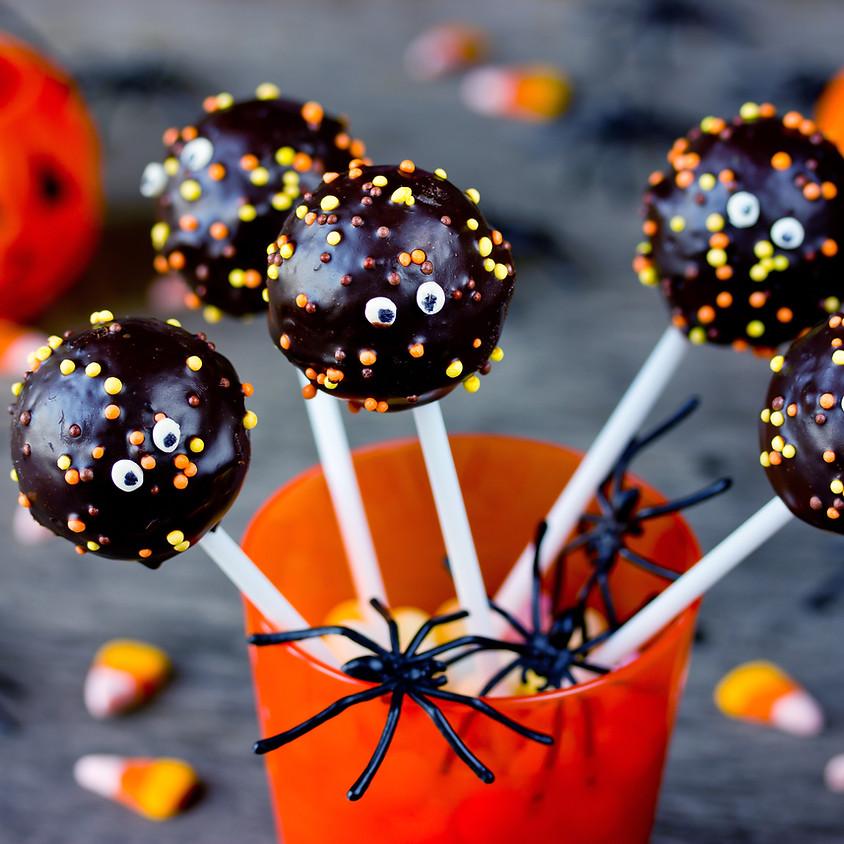 Happy Halloween -        Let's cook vegan - Little chefs 6-10 ans & Teenage chefs 12-14 ans