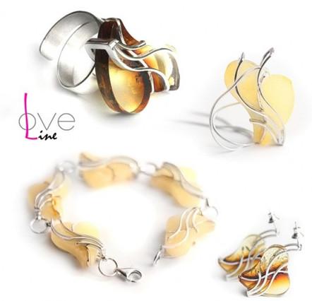 """Kolekcje biżuterii """"Love line"""" i """"4 Wave"""" biorą udział w Konkursie """"Klejnot Polskiej Biżuterii"""" port"""