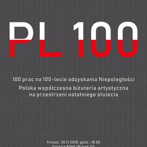 PL100 - 100 prac na 100-lecie odzyskania Niepodległości.