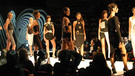 Amberif 2007 - udział w targach oraz pokaz kolekcji FINE LINE na Gali Mody i Bursztynu