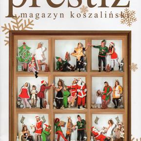 Prestiż - magazyn koszaliński.