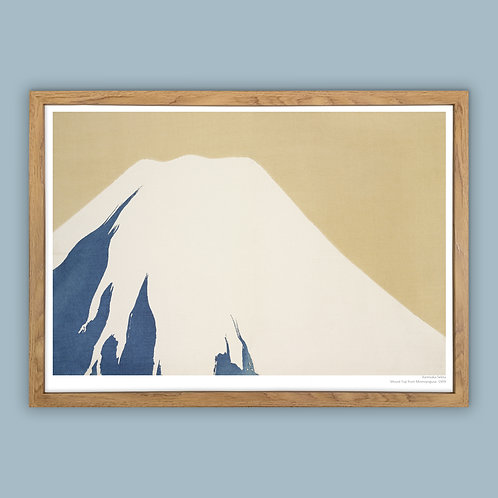 Mount Fuji from Momoyogusa