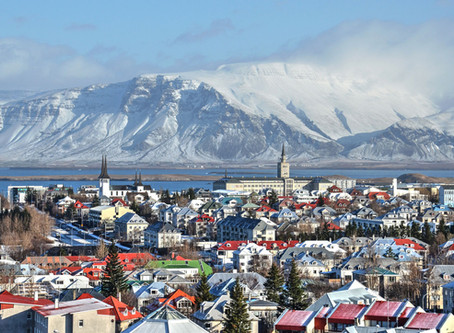 The Art Scene of Reykjavik