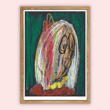 Bright Color Art Prints