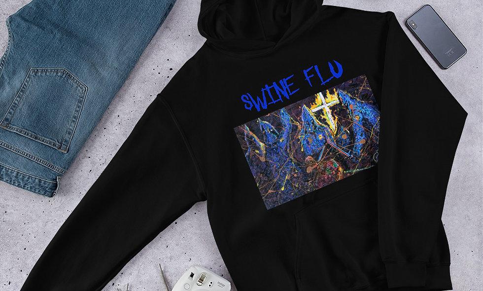 Swine Flu Unisex Hoodie