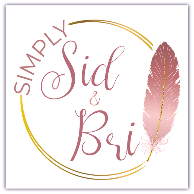 Simply Sid and Bri Brand Design