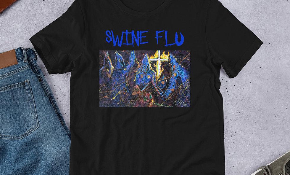 Swine Flu Unisex Tee