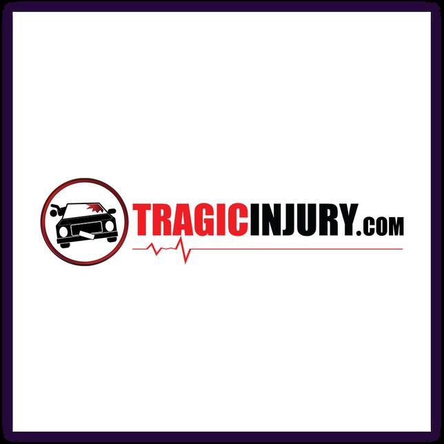TragicInjury.com Brand Design